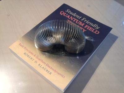 Student Friendly Quantum Field Theory by Robert Klauber.