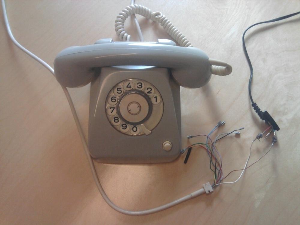 Phone, 1970s, Austria