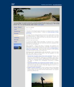 e-stangl: screenshot
