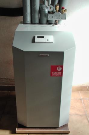 Heat pump - not cloud-powered.