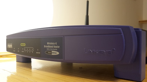 Linksys's Iconic Router
