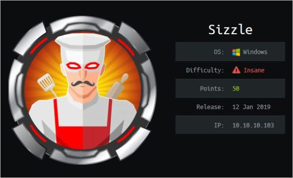 Sizzle @ hackthebox – Unintended: Getting a Logon Smartcard for the